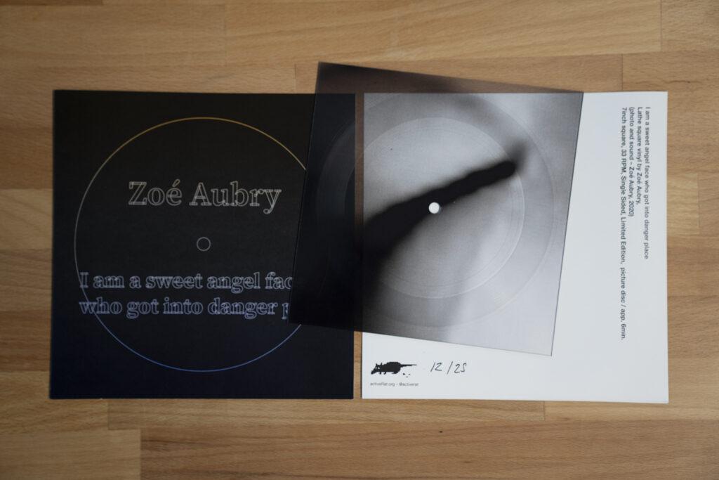 disc Zoe Aubry